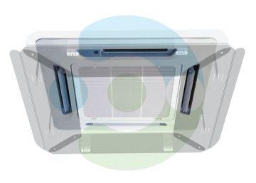 Экраны для потолочных кондиционеров