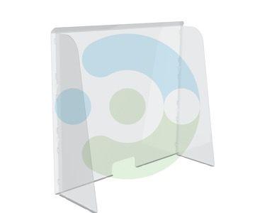 Экраны для защиты сотрудников от вирусов