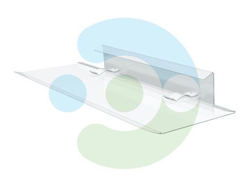 Экран Джет 1000х1000 мм для потолочного кондиционера – фото 1