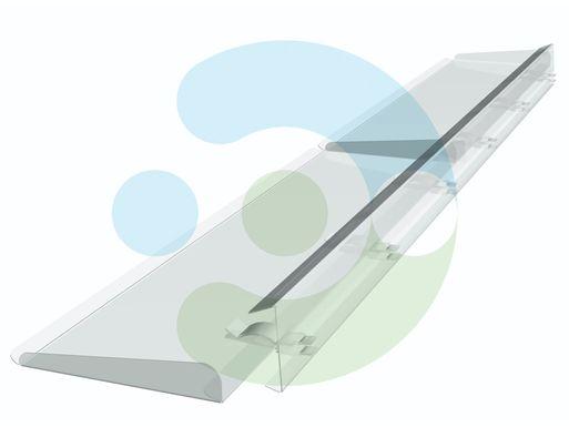 Экран Руф 1400 мм для напольно-потолочного кондиционера – фото 2
