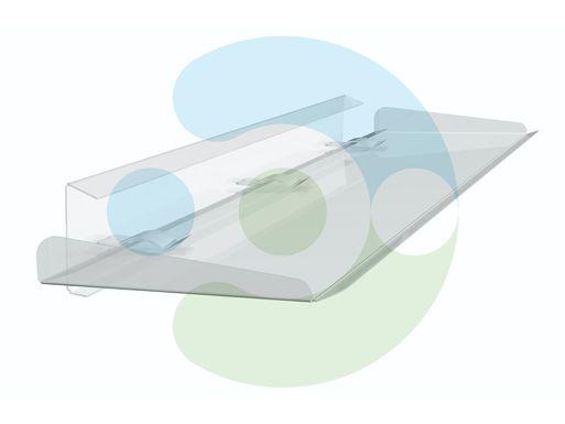 Экран Стик 1000 мм для настенного кондиционера – фото 2