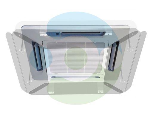Экран-отражатель для кондиционера потолочного Флат 900x900 мм