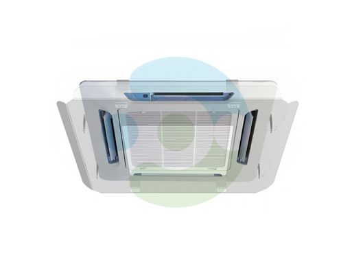 Экран Планар 950x950 мм для потолочного кондиционера – фото 1