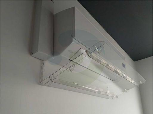 отражатель для кондиционера настенного Классик 1400 мм – фото в интерьере