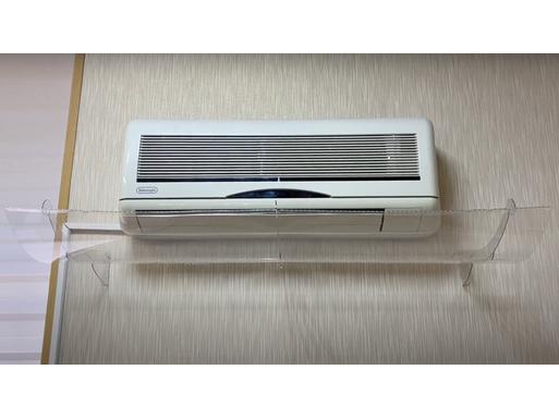 Экран Симпл для настенного кондиционера – фото 4