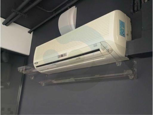 Экран Классик 800 мм для настенного кондиционера – фото 2