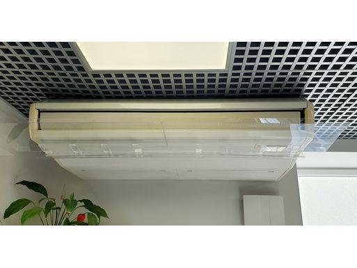 Экран Руф 1400 мм для напольно-потолочного кондиционера – фото 4