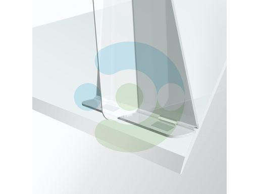 Экран Барьер Мобильный, крепеж на двустороннюю монтажную ленту – фото 4