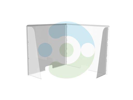 Экран Барьер Угловой, монолитный – фото 1